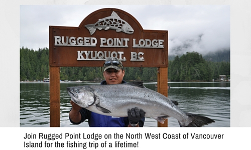 Rugged Point Lodge