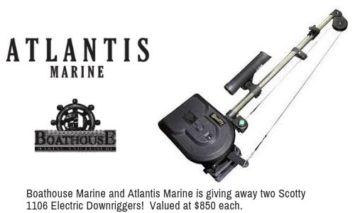 Atlantis Marine Door Prizes